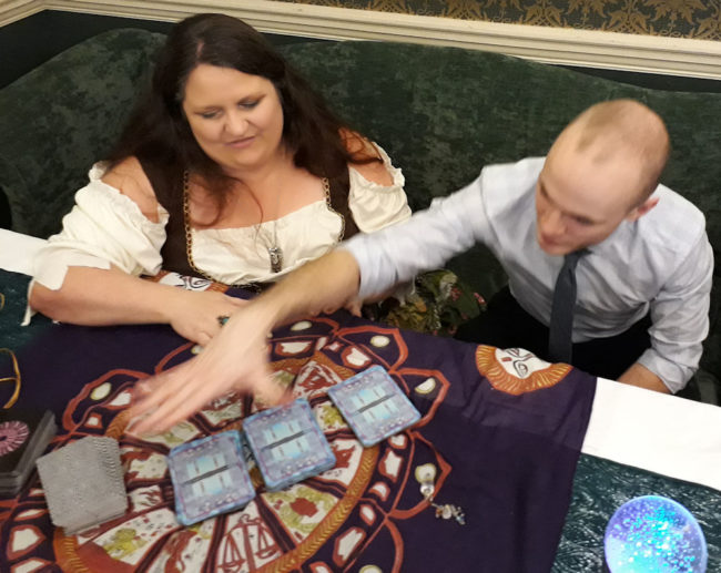 sheffield tarot psychic Tarot party spiritualevents.co.uk
