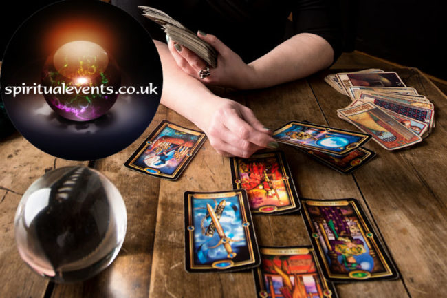psychic events EU