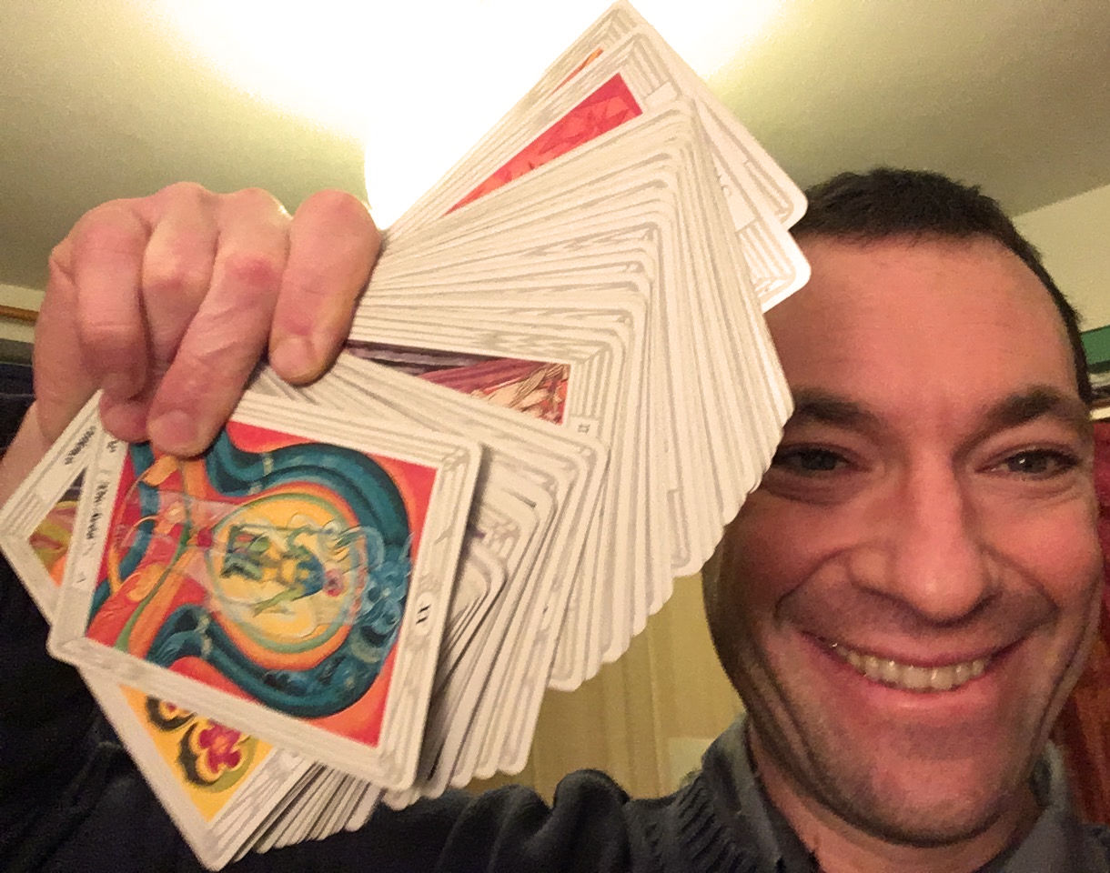 Ace of Swords Palmistry and Tarot with Mr Ace - Spiritual Events UK