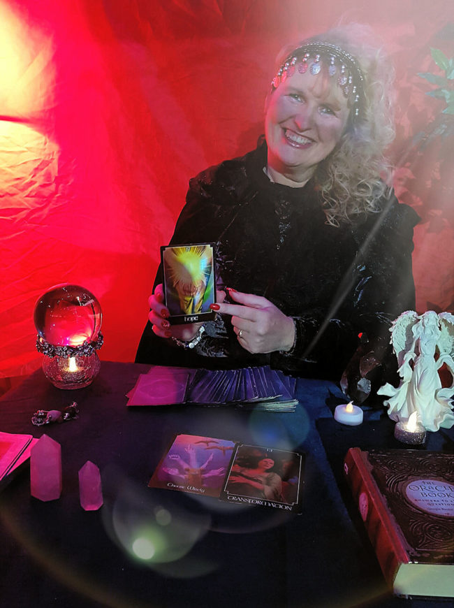 natasha rose psychic birthday party south yorkshire tarot and palm psychic mediumship reader uk spiritualevents.co.uk