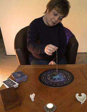 Sage Fortuna Tarot Intuitive Tarot Reader spiritualevents.co.uk email reader online psychic