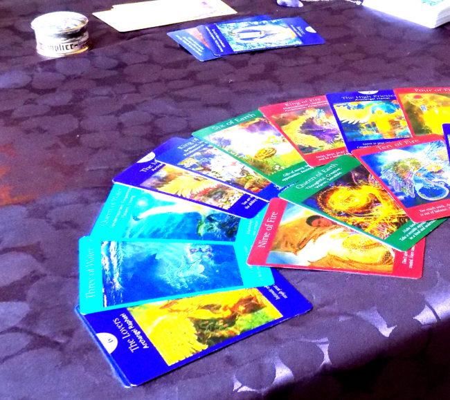 Sage Fortuna Tarot Intuitive Tarot Reader spiritualevents.co.uk tarot online