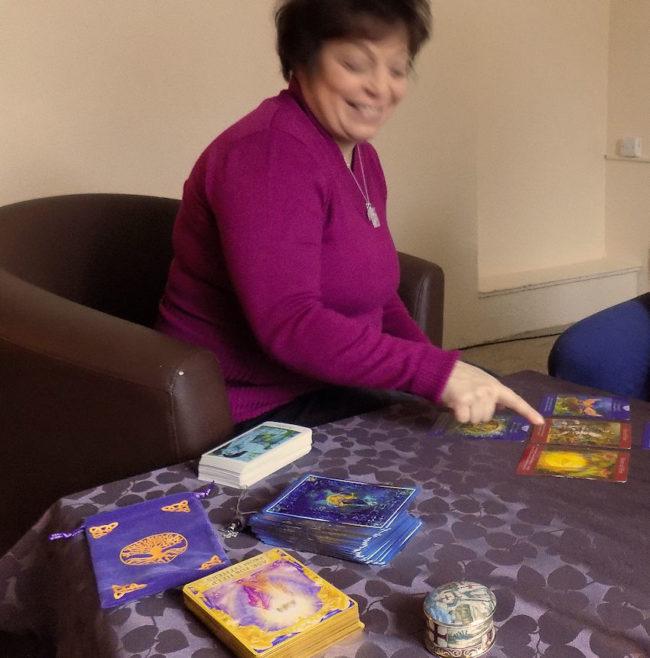 Sage Fortuna Tarot Intuitive Tarot Reader spiritualevents.co.uk