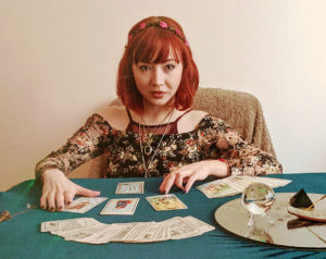 Pixie Wilde tarot reader london brighton carnaby street oxford street london spiritualevents.co.uk brighton hove