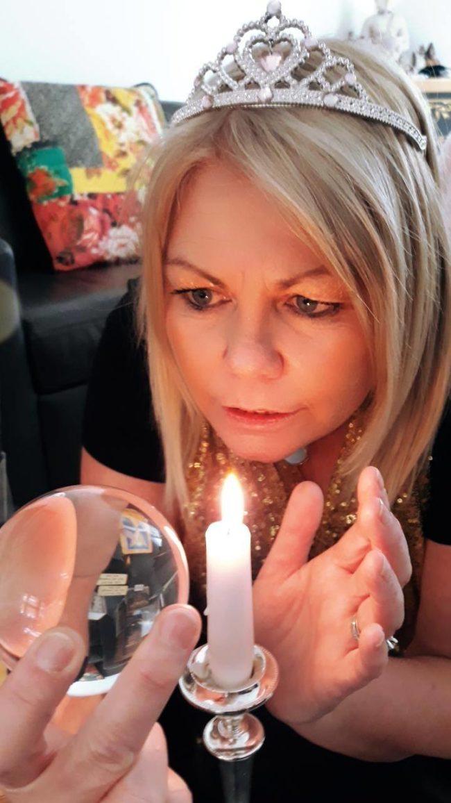 Queenie spiritualevents.co.uk Psychic Medium nottingham