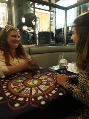 Leeds event tarot fortune teller reader spiritualevents.co.uk