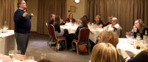 mediumship demonstration psychic supper ideas UK london spiritualevents.co.uk manchester leeds spiritual events ltd