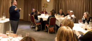 mediumship demonstration psychic supper ideas UK london spiritualevents.co.uk spiritual events ltd