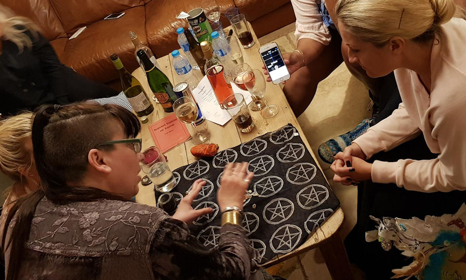 north wales party tarot runes reader spiritualevents.co.uk