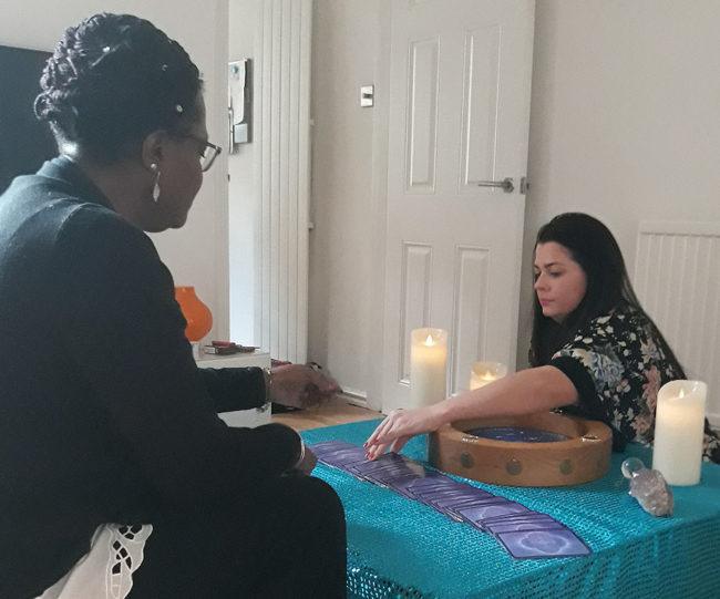spiritual angel spiritualevents.co.uk nottinghamshire tarot reader