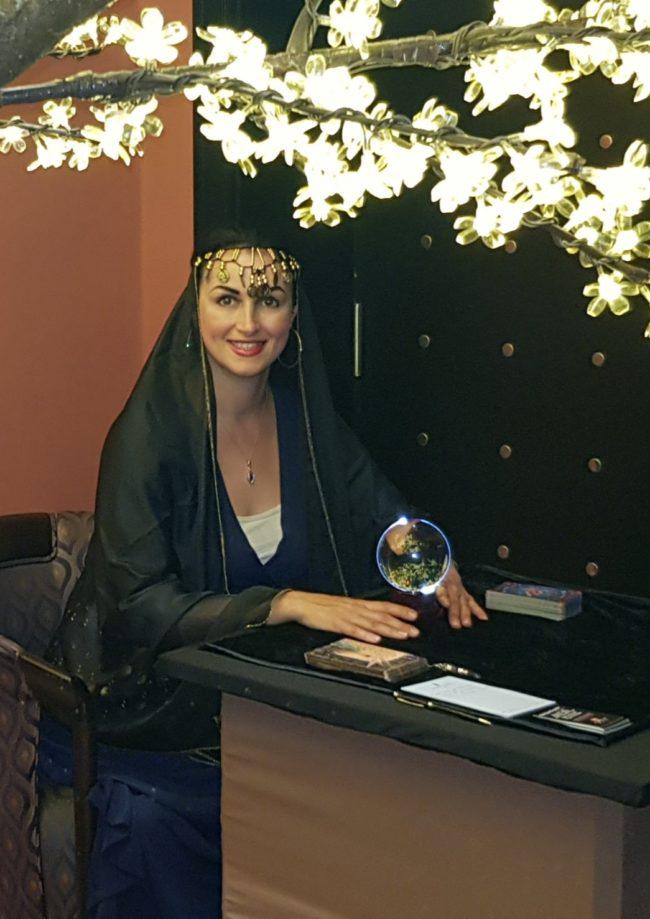 Psychic Luna spiritualevents.co.uk spain