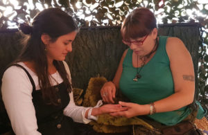 Psychic Doncaster palm reader palmistry London spiritualevents.co.uk