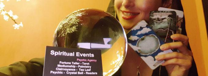 Psychic Corporate Events