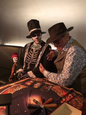 Halloween fortune teller for hire Spiritualevents.co.uk sussex