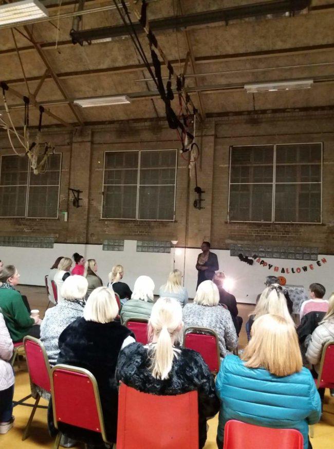 Spiritual Angel Mediumship show London spiritualevents.co.uk