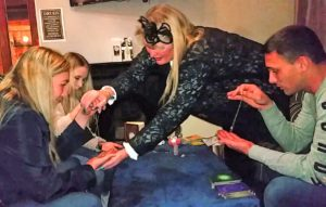 Psychic workshop development london uk