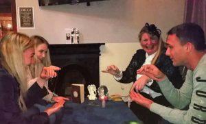 psychic hen party soctland spiritualevents.co.uk