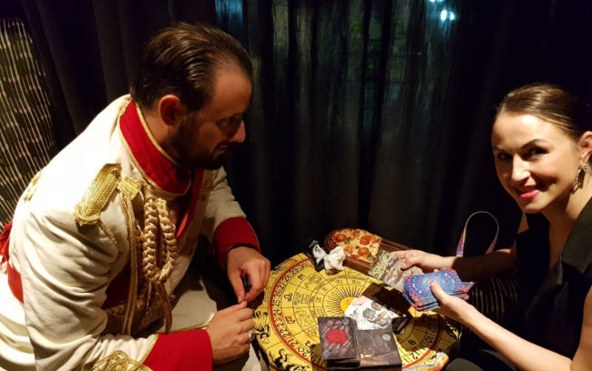 luna kings cross birthday party spiritualevents.co.uk tarot psychic reader for hire london