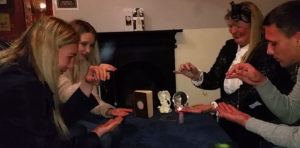psychic party games workshop ideas england scotland wales spiritualevents.co.uk