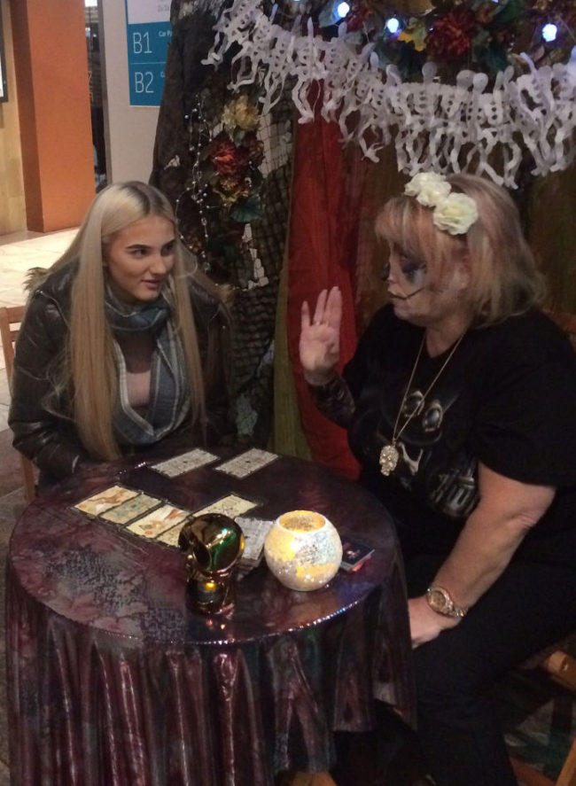 Halloween starlight psychic reader for hire spiritualevents.co.uk
