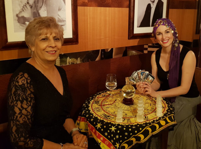 Crystal ball reader for hire fortune teller 2019 2020 corporate birthday festival party event london spiritualevents.co.uk