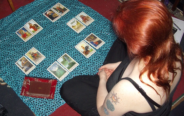 Hexa tarot reader London Spiritualevents.co.uk