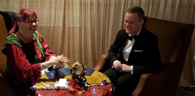 durham university ball psychic tarot card reader for hire spiritualevents.co.uk