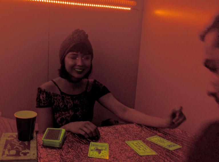 psychic corporate events pixie wilde tarot reader london spiritualevents.co.uk