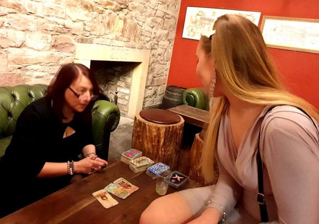 free tarot reading host a psychic tarot party spiritualevents.co.uk essex