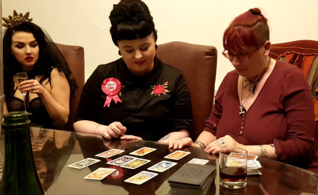 tarot reader birthday party lake district psychic for hire england UK spiritualevents.co.uk