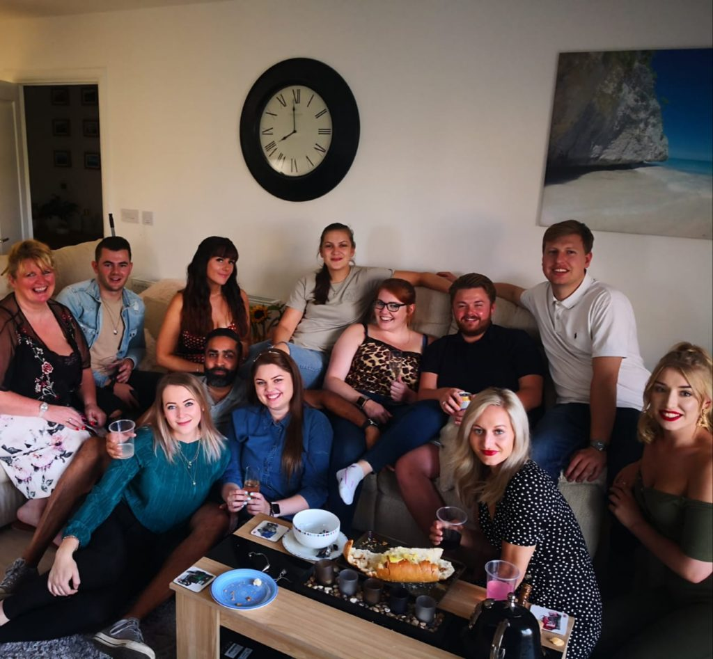 clairvoyance party spiritualevents.co.uk nottingham