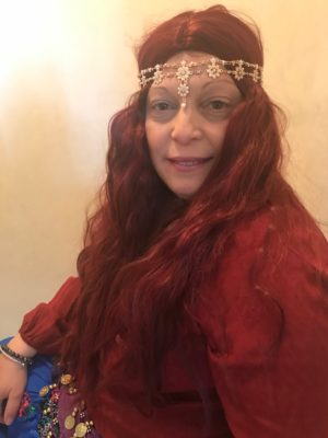 Sage Fortuna tarot card reader cornwall