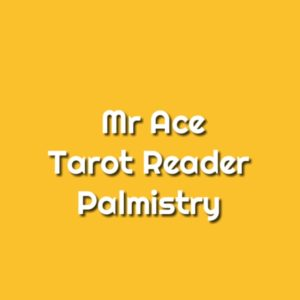 Ace of Swords Palmistry and Tarot with Mr Ace