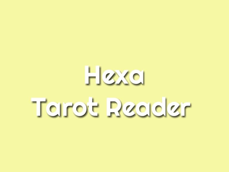 Hexa Tarot Reader