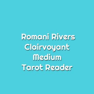 Romani rivers clairvoyant mediums nottingham leeds sheffield spiritualevents.co.uk