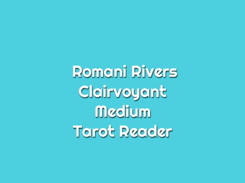 Romani Rivers
