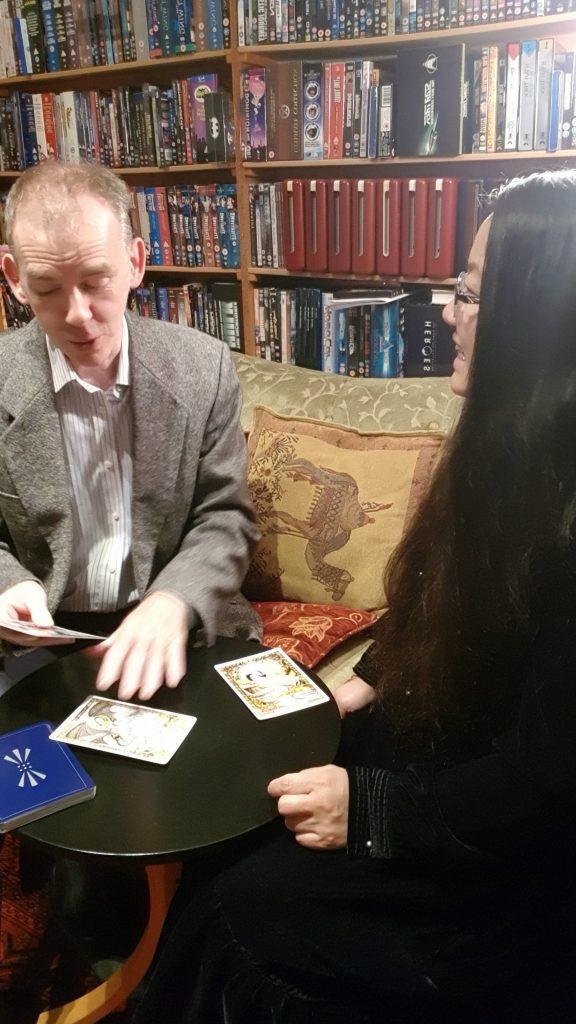 Scottish Kelpie Medium Edinburgh psychic for hire