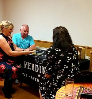 Natasha Rose mediumship show review