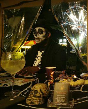psychic osiris spiritualevents halloween 2021