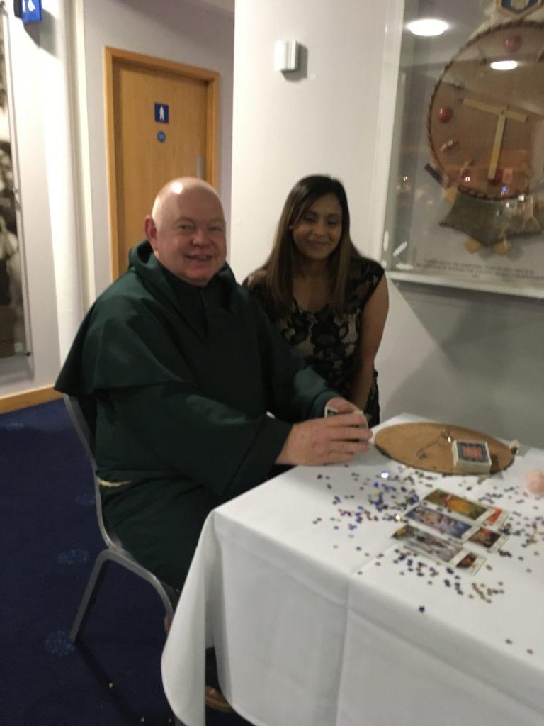 John tarot card reader corporate events spiritualevents.co.uk doncaster