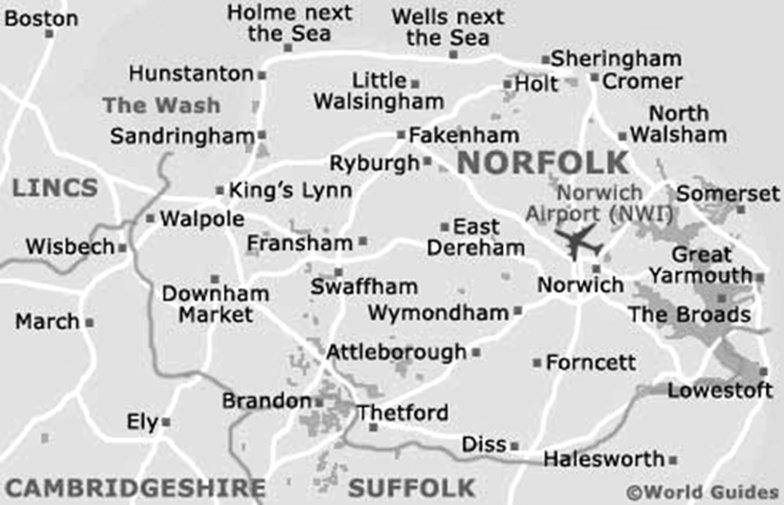 Psychic Norwich