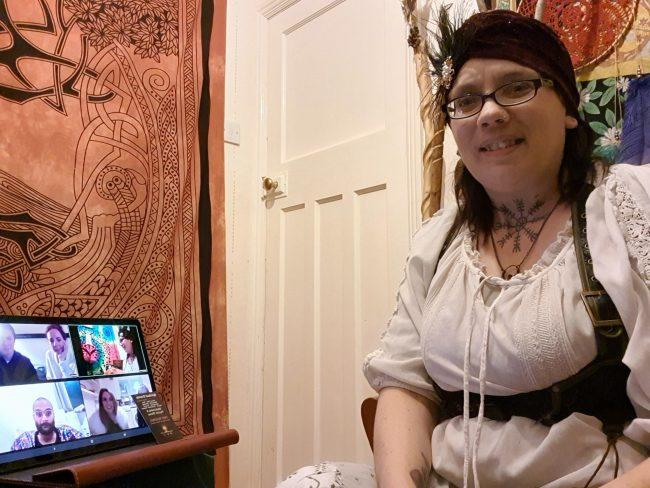 psychic webcam party tarot psychic fortune teller spiritualevents.co.uk