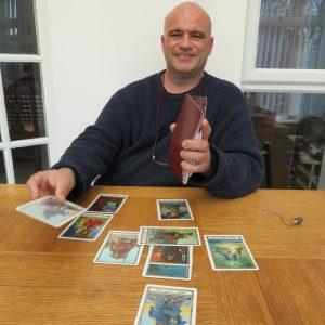 Psychic Tarot and Medium Dan