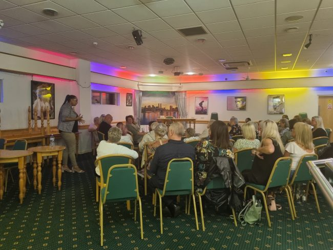 Psychic event spiritualevents.co.uk Manchester