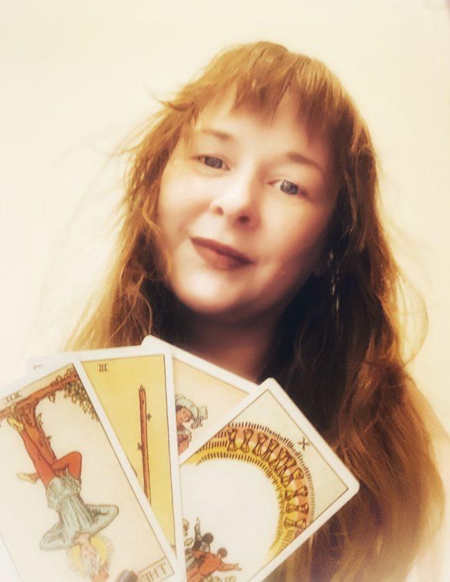 Willow Tarot for hire Northern Ireland Belfast spiritualevents.co.uk